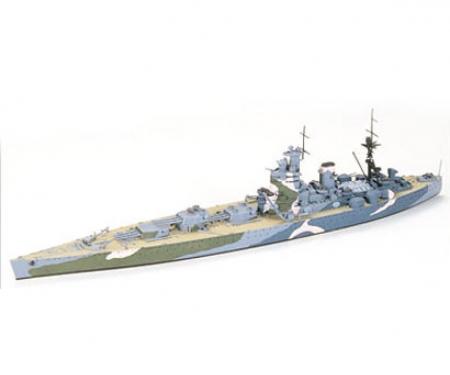 tamiya 1:700 Brit. Nelson Schlachtschiff WL