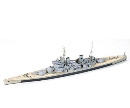 tamiya 1:700 Brit. King George V Battleship WL