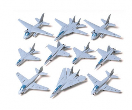 tamiya 1:350 US Navy Aircraft Set I (10)