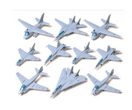 tamiya 1:350 US Navy Flugzeug-Set I (10)