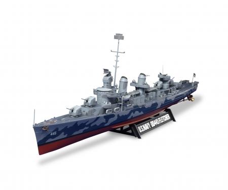 1:350 WWII U.S. Navy DD445 Fletcher