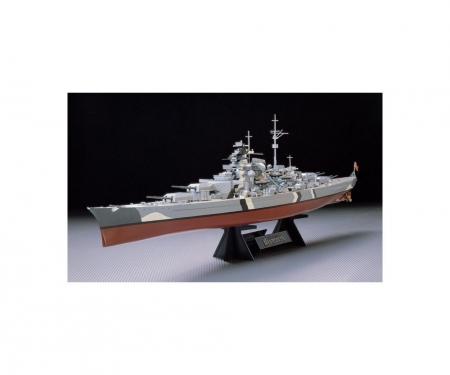 tamiya 1:350 WWII Ger. Battleship Bismarck