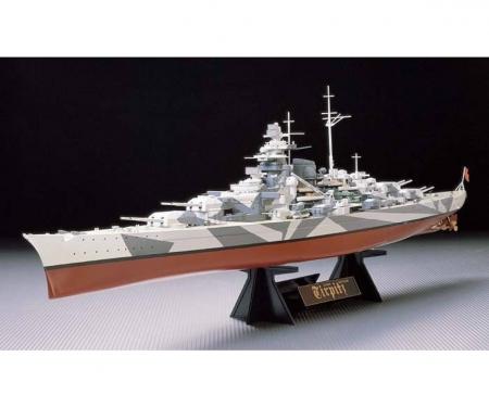 tamiya 1:350 WWII Ger. Battleship Tirpitz