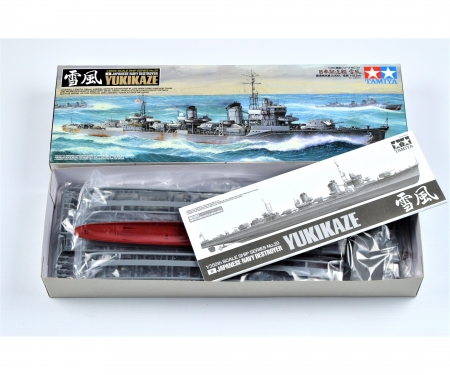 tamiya 1:350 Jap. Yukikaze Destroyer