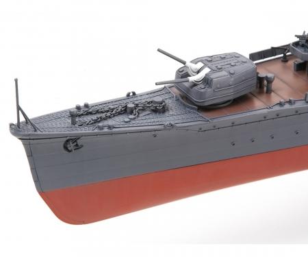 tamiya 1:350 WWII Japanese Destroyer Yukikaze