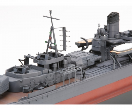 tamiya 1:350 WWII Japanese Destroyer Yukikaze