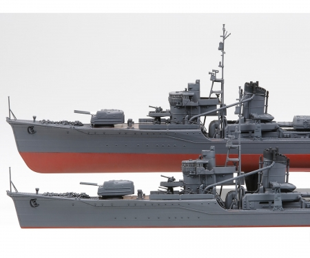 tamiya 1:350 Jap. Yukikaze Zerstörer