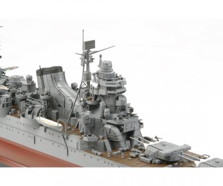 """tamiya 1:350 Jap. Heavy Cruiser """"Tone"""""""