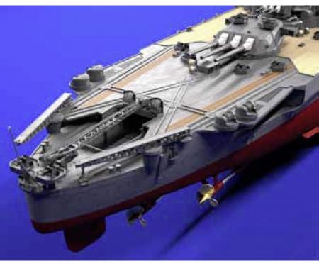 tamiya 1:350 WWII Japanese Battleship Yamato