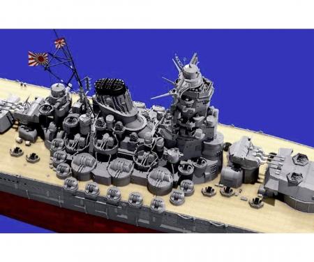 tamiya 1:350  Jap. Schlachtschiff Yamato