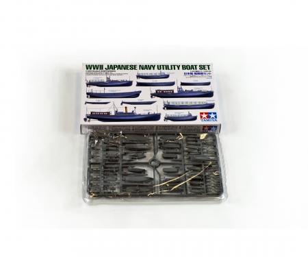tamiya 1:350 Jap. Navy Utility Boat Set (28)