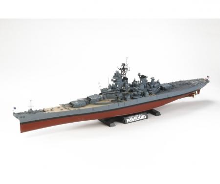 tamiya 1:350 US Schlacht. BB-63 Missouri ('91)