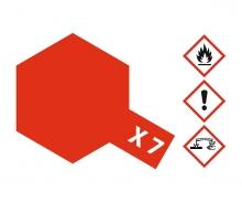 X-7 Red Gloss 23 ml
