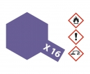 X-16 Purple Gloss 23ml