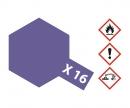 tamiya X-16 Purple Gloss 23ml
