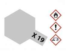 tamiya X-19 Smoke glänzend 23ml