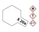 tamiya X-20A Thinner 23ml Acrylic