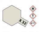 tamiya X-32 Titanium Silber glänzend 23ml
