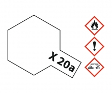 tamiya X-20A Acrylic Thinner 250ml