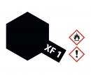 tamiya XF-1 Flat Black 23ml