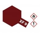tamiya XF-9 Hull Red 23ml