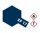 tamiya XF-17 Flat Sea Blue 23ml