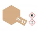 tamiya XF-57 Flat Buff (Yellow-Brown) 23ml