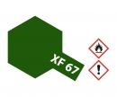 tamiya XF-67 Flat NATO Green 23ml