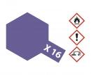tamiya X-16 Purple Gloss 10ml
