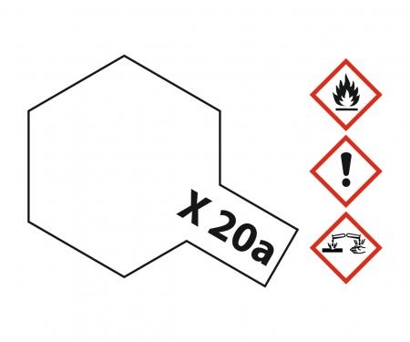 tamiya X-20A Thinner 10ml Acrylic