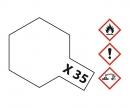 tamiya X-35 Semi Gloss Clear 10ml Acrylic