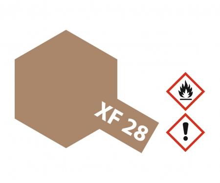 tamiya XF-28 Dark Copper Flat 10ml