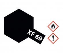 tamiya XF-69 NATO Schwarz matt 10ml