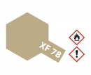 XF-78 Flat Wooden Deck Tan 10ml(VE6)