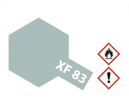 XF-83 Flat Med. Sea Gray 2 RAF10ml (6)