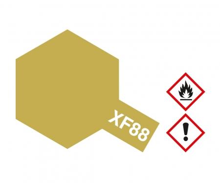 tamiya XF-88 AcrMini Dark Yellow 2 10ml