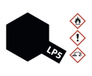 tamiya LP-5 Schwarz seidenmatt 10ml