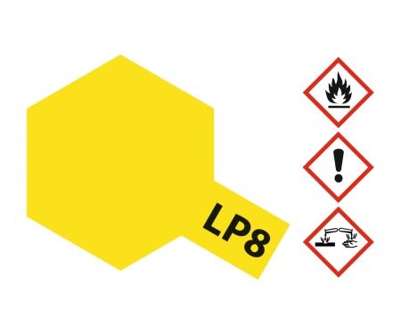 tamiya LP-8 Gelb (Pur) glänzend 10ml