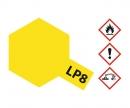 tamiya LP-8 Gelb (Pur) glänzend 10ml (VE6)