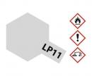 tamiya LP-11 Silber glänzend 10ml (VE6)