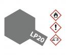 tamiya LP-20 Light Gun Metal 10ml