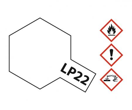 tamiya LP-22 Flat Base 10ml