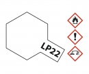 tamiya LP-22 Mattiermedium (Flat Base)10ml(VE6)