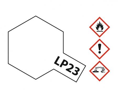 tamiya LP-23 Klarlack matt 10ml (VE6)