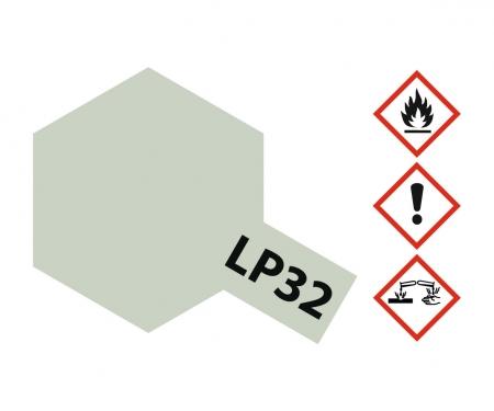 tamiya LP-32 Light Gray Flat (IJN) 10ml