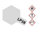 tamiya LP-38 Flat Aluminum Flat 10ml