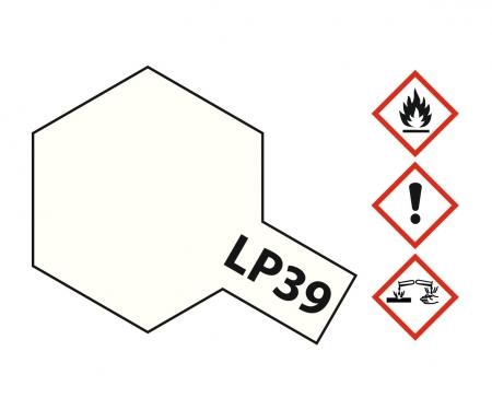 LP-39 Racing Weiss glzd. 10ml (VE6)