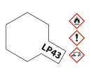 tamiya LP-43 Mica Perlweiss glzd. 10ml (VE6)