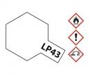 tamiya LP-43 Pearl White gloss 10ml