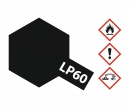 tamiya LP-60 NATO Schwarz matt 10ml